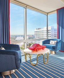 Andaz West Hollywood Opens Suite Designed Jonathan