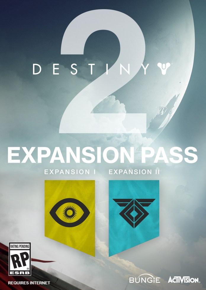 Destiny 2 - Expansion Pass art