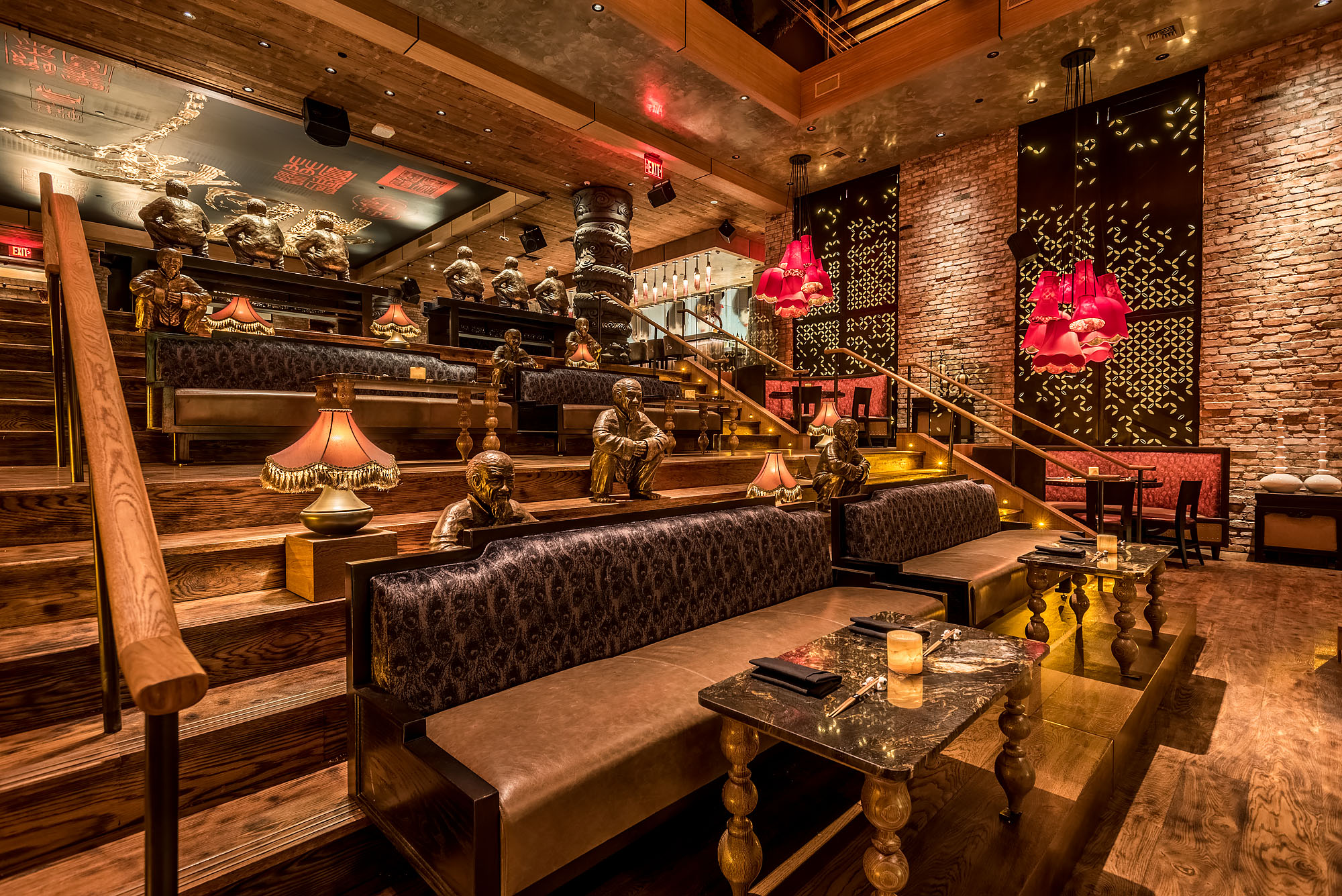 Exclusive Americas Busiest Restaurant TAO Opens in