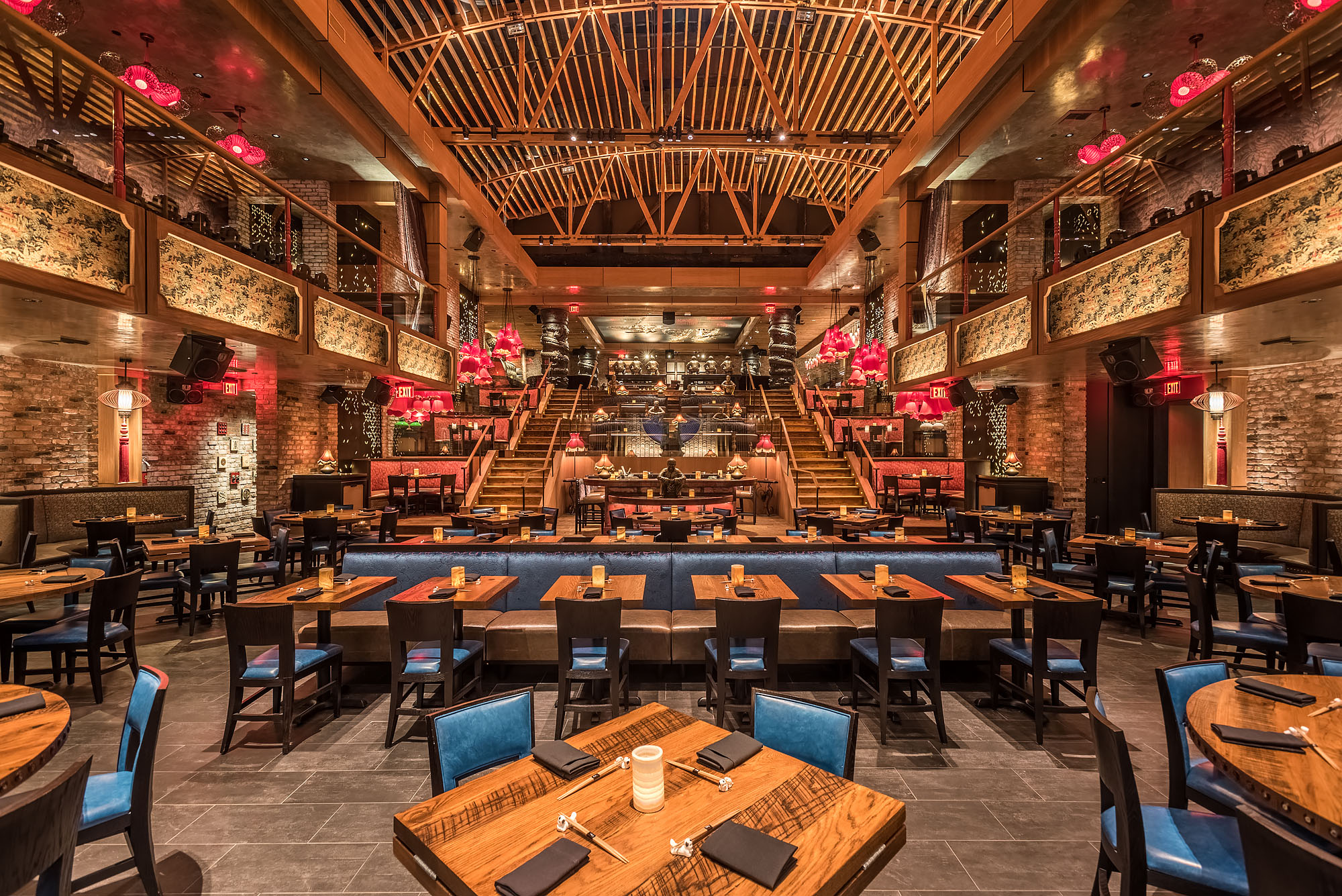 Exclusive Americas Busiest Restaurant TAO Opens in