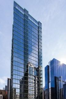 Linea Chicago Loop Apartment Building