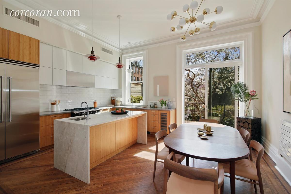 kitchen appliances brooklyn countertop options brownstone featured in 39the squid and the whale
