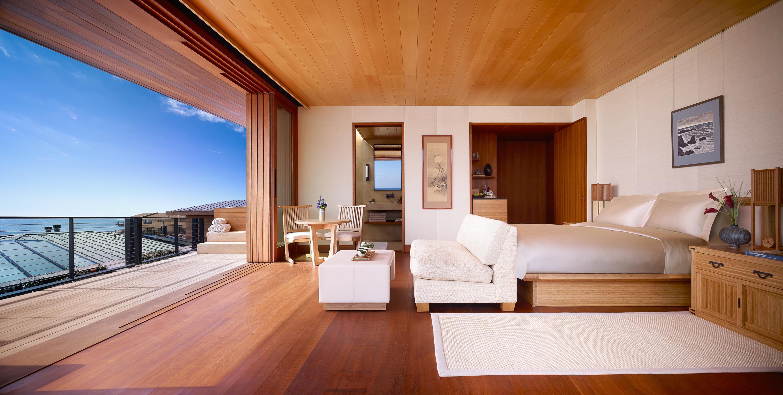 Inside The Soon-to-open Nobu Ryokan Malibu Hotel