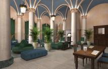 Biltmore Hotel Miami Lobby