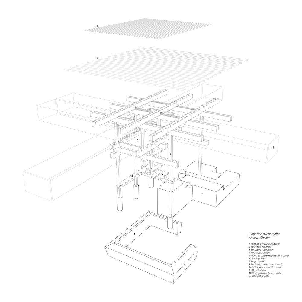 Frank Lloyd Wright architecture school graduate built this