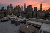 50 Bowery Hotel NYC Rooftop