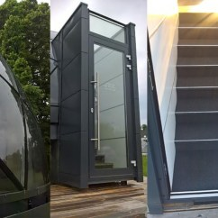 Modular Outdoor Kitchen Frames These Prefab Dome Homes Can Be Installed Just About ...