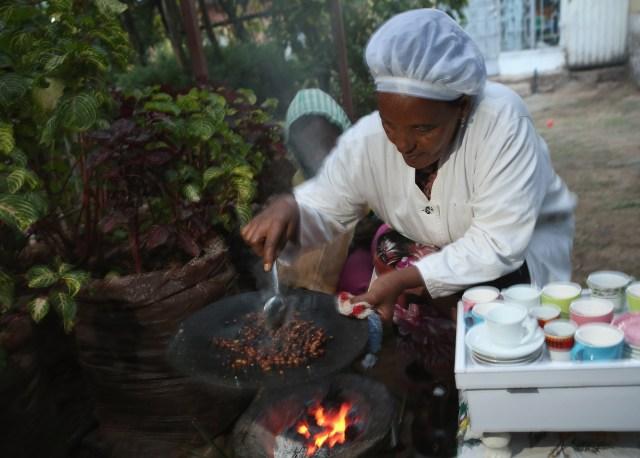 Everyday Life In Ethiopia
