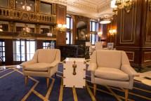 107-year- Blackstone Hotel Unveils 1960s Happy Hour