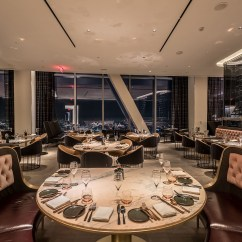 Hotels With Kitchen In Los Angeles Under Cabinet Lighting This Sky High Steakhouse Hovers 71 Stories Above Downtown