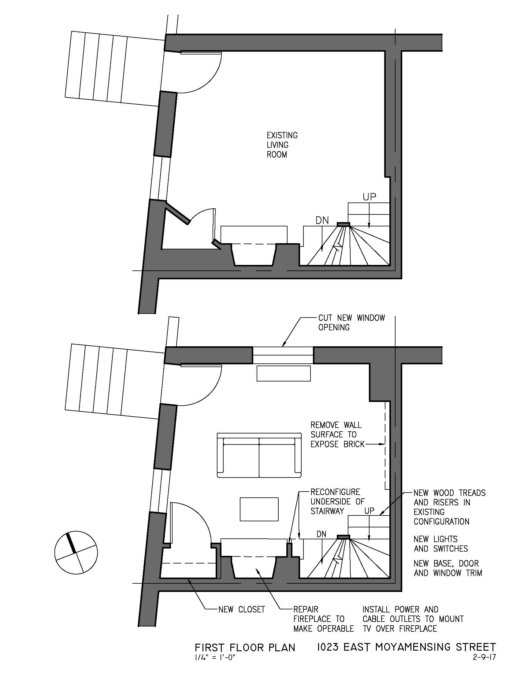 Renovation Diary Part 2 Designing A Modern Home In An Old