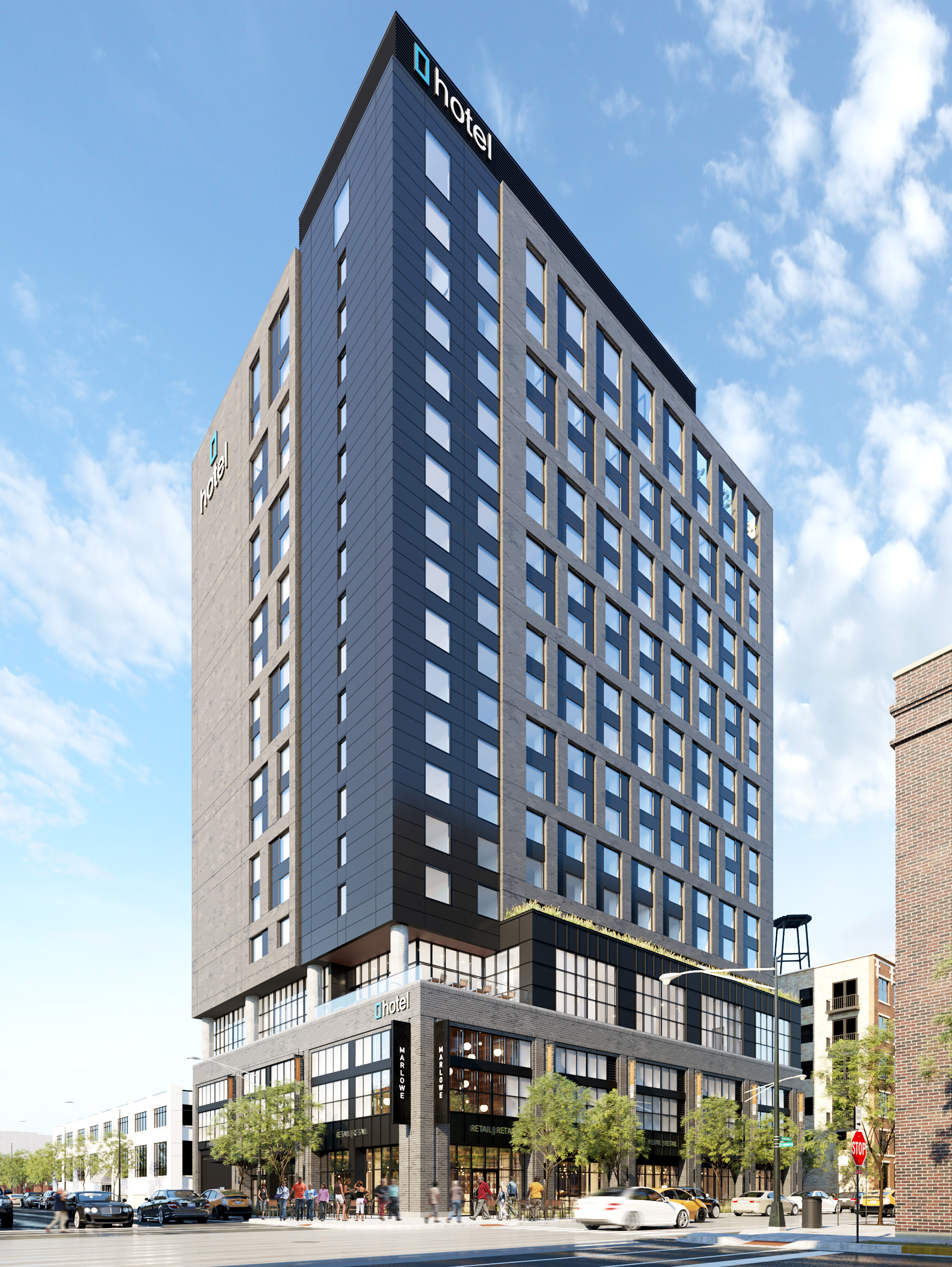 Highrise hotel planned near McDonalds West Loop HQ
