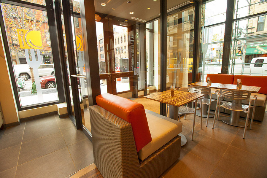 Look Inside Chicagos First LYFE Kitchen Now Open  Eater