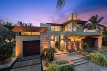 Frank Lloyd Wright-inspired Home In Jupiter Asks 12m