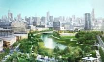Yards Lincoln Chicago Development Map