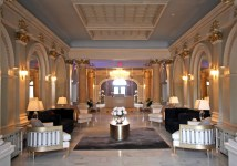 Divine Lorraine Hotel Lobby