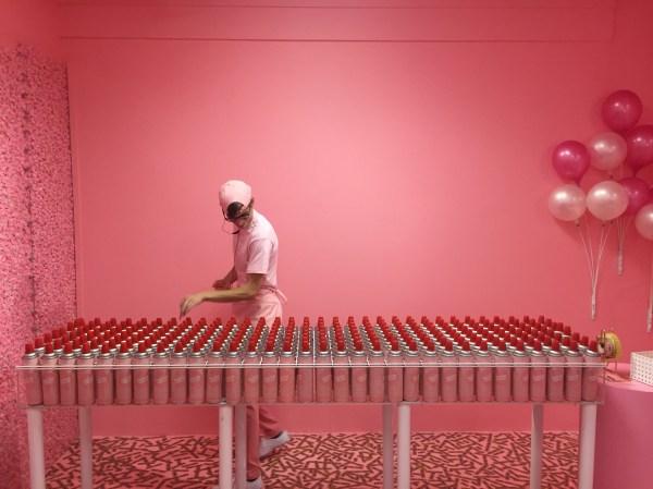 Museum Of Ice Cream Showering Sf With Sprinkles Weekend - Eater