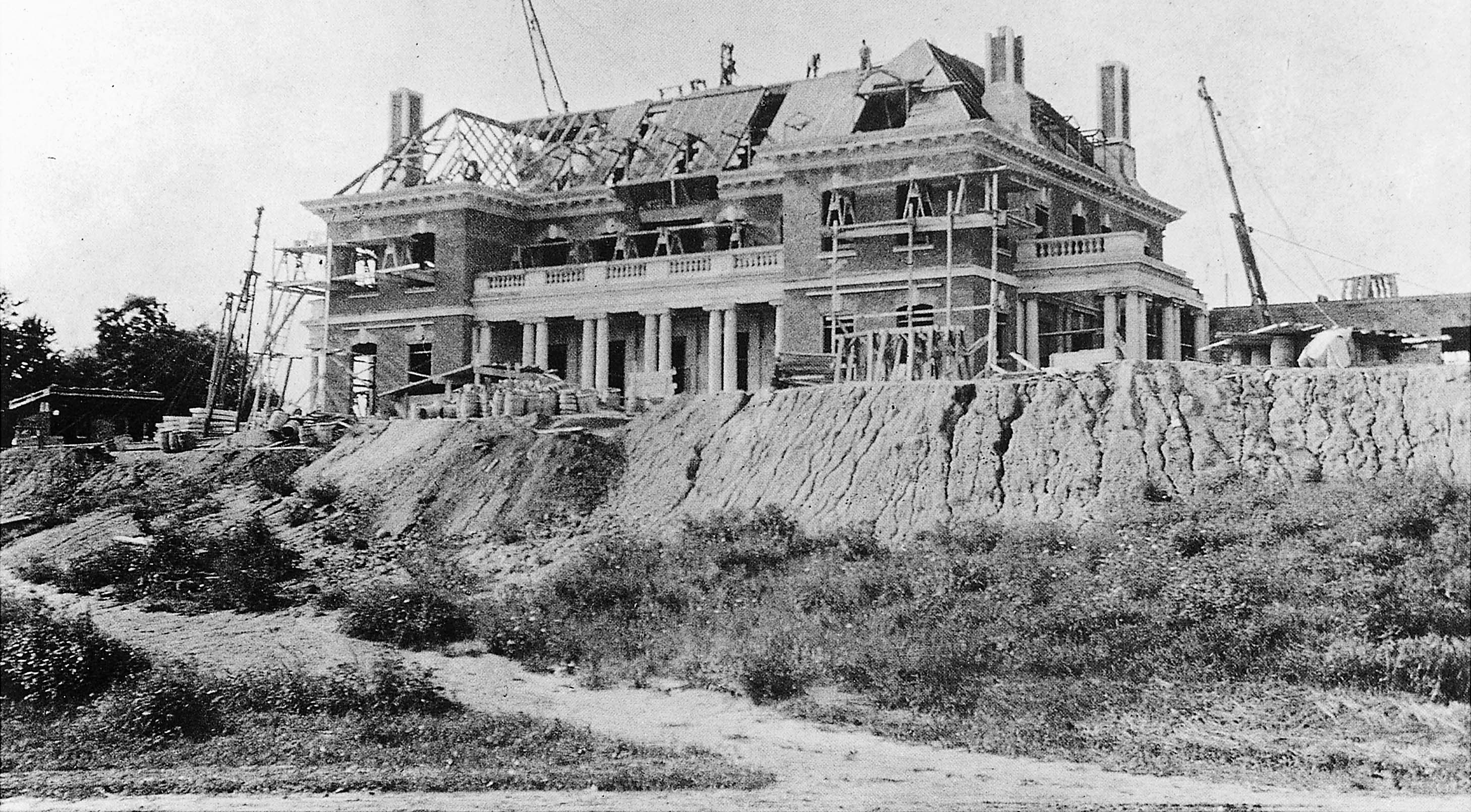 A History Of The Gilded Age Mansion Museum