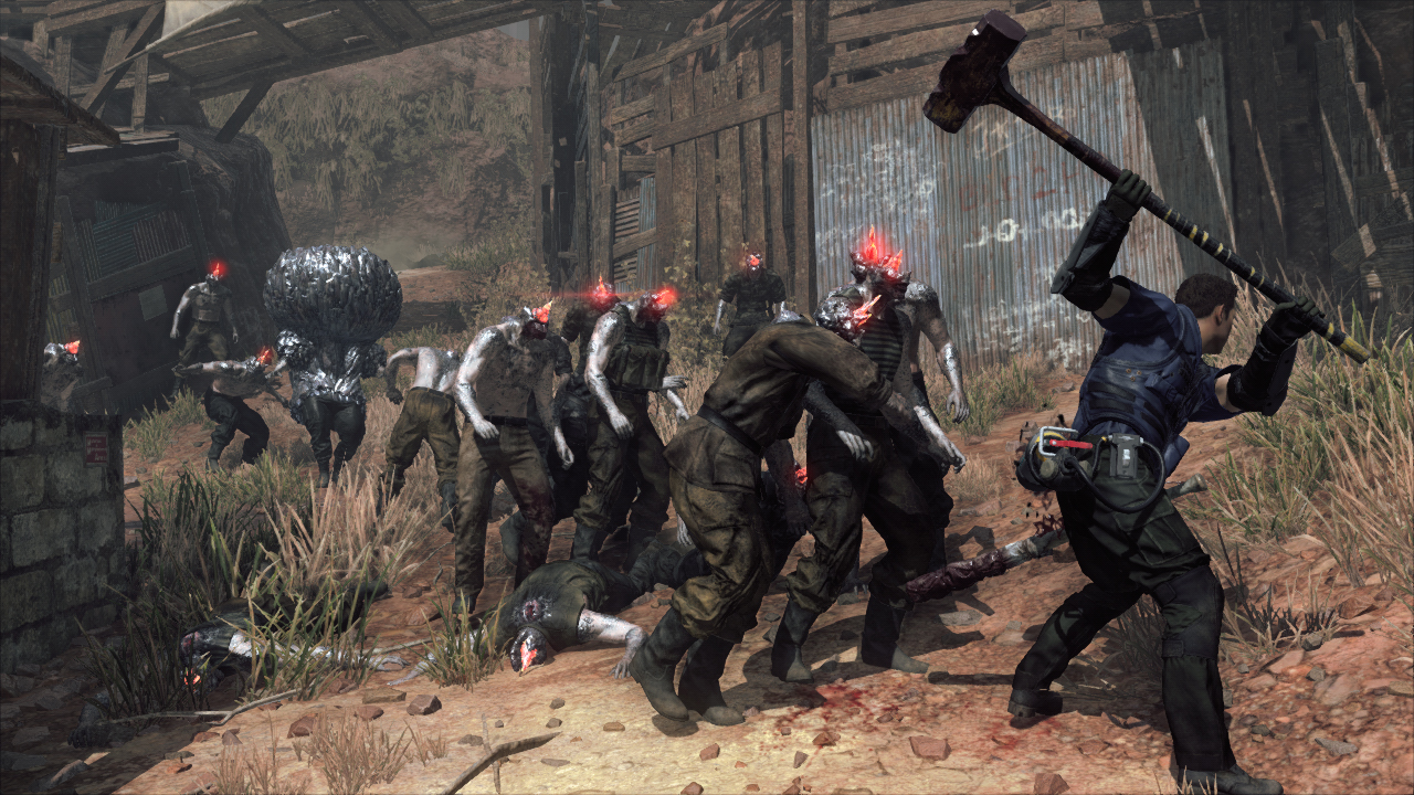 Metal Gear Survive Coming February 2018 Polygon