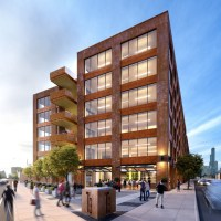 High-tech wooden office building planned for Chicagos ...