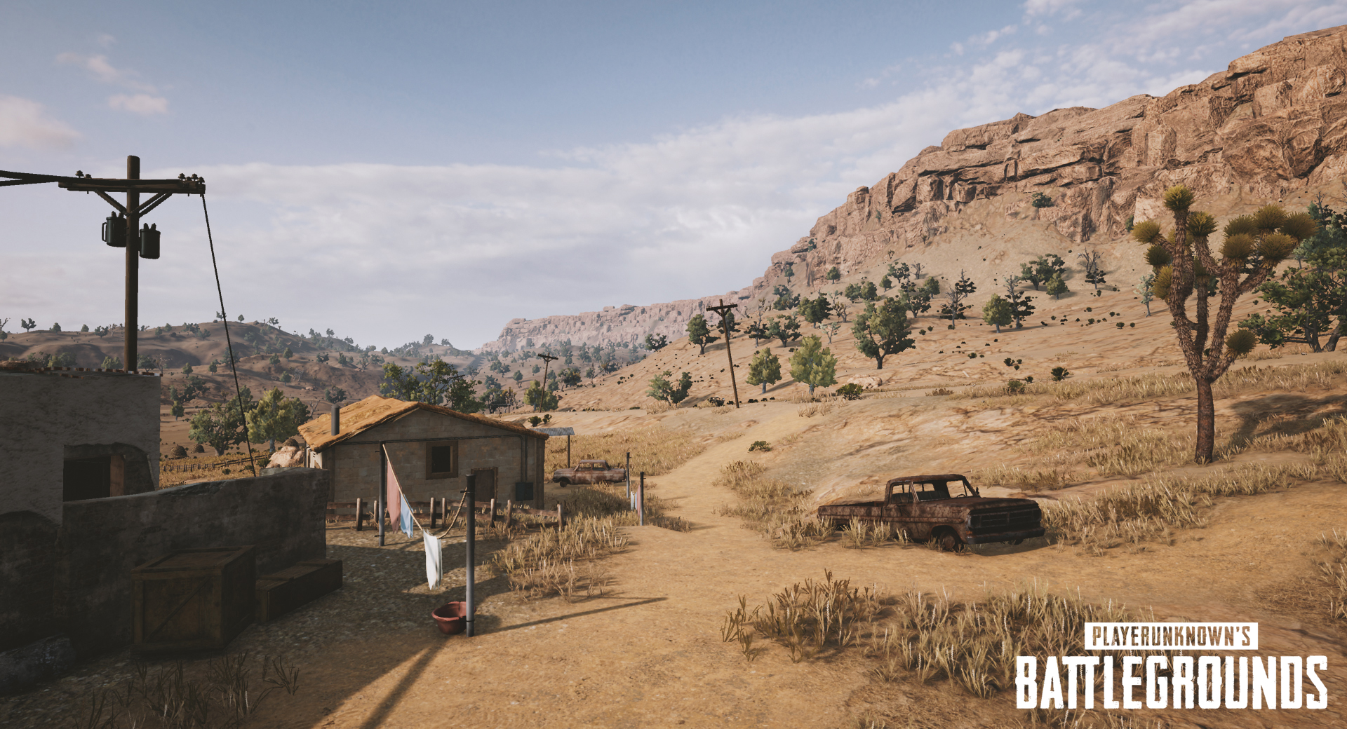PUBGs Latest Test Build Reveals A Draft Of The New Desert