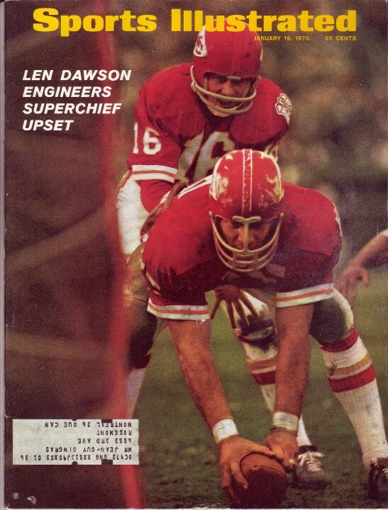 sports illustrated - Two championships in one season: 1969 Kansas City Chiefs