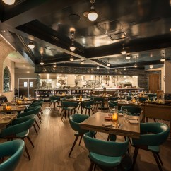 High Top Kitchen Tables Makeover Cal Mare Is Beverly Center's New Crowning Seafood ...
