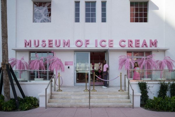 Miami Incredibly Instagrammable Museum Of Ice Cream - Eater