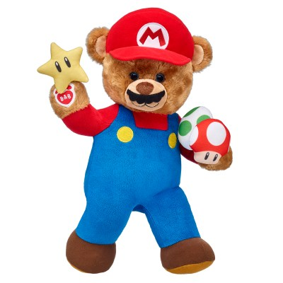 Build-A-Bear's Nintendo collection is an adorable take on ...