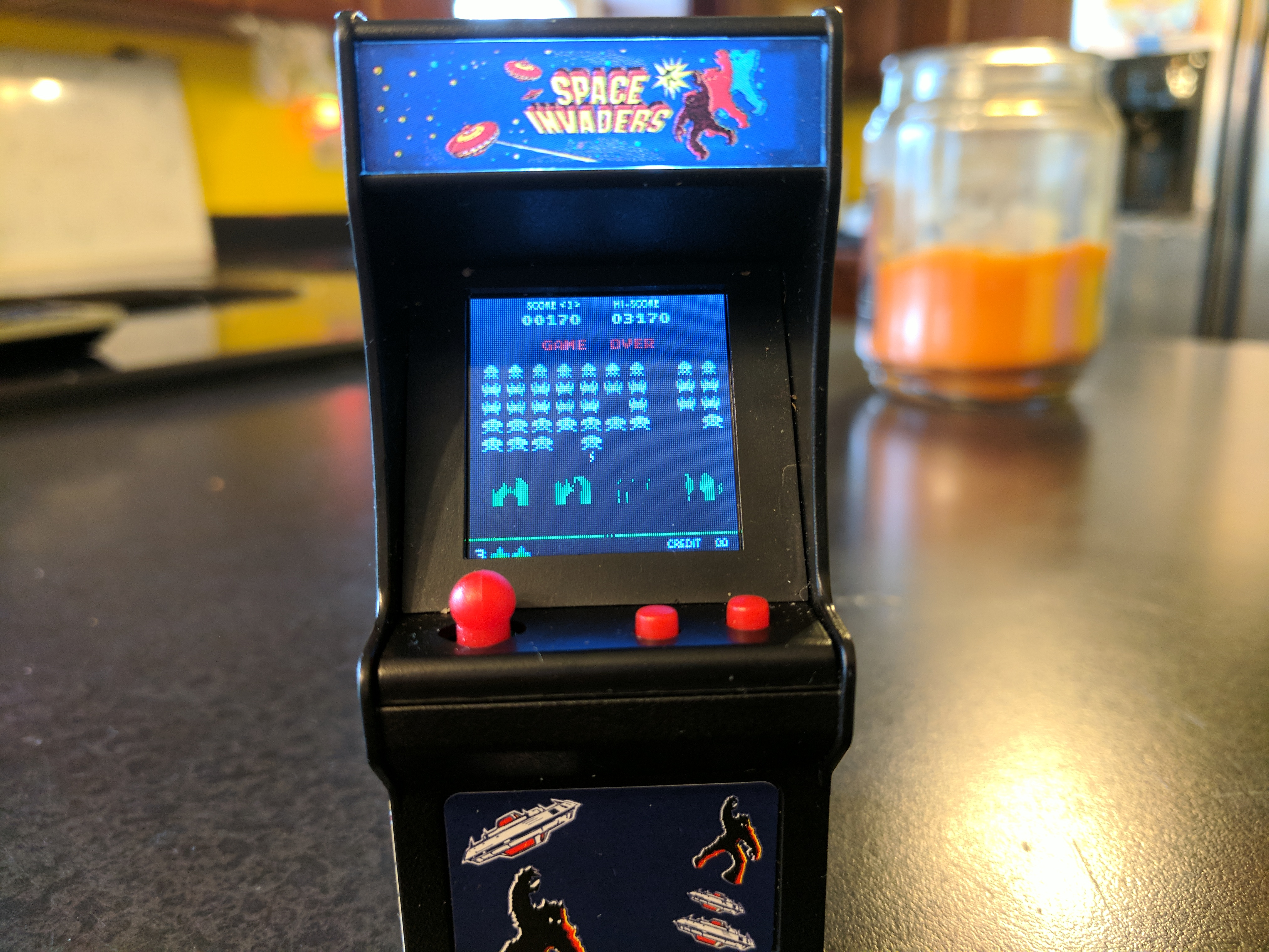 Tiny Arcade Machines For 20 Are Perfect Stocking Stuffers