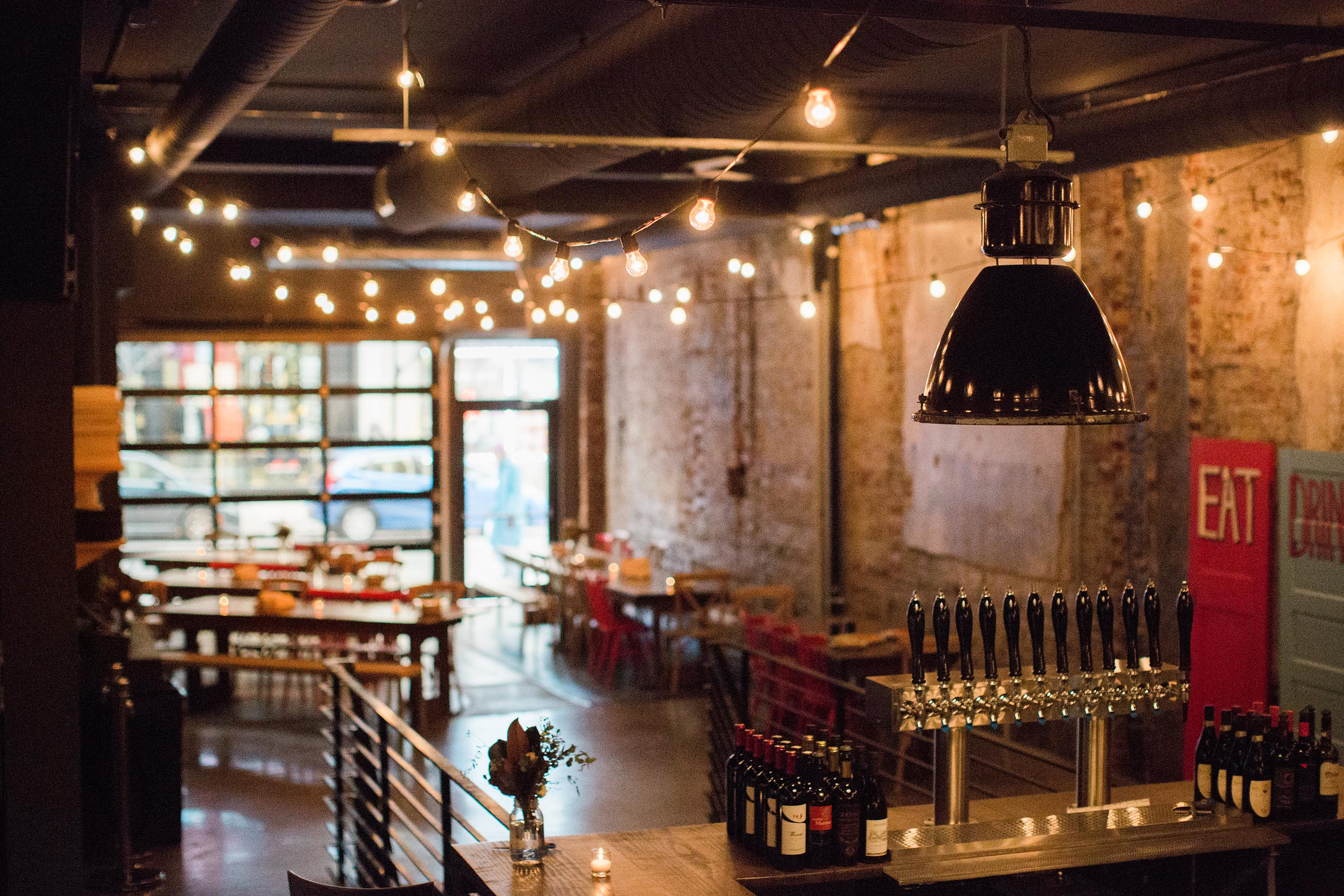Look Inside Porta Before It Officially Opens Tonight
