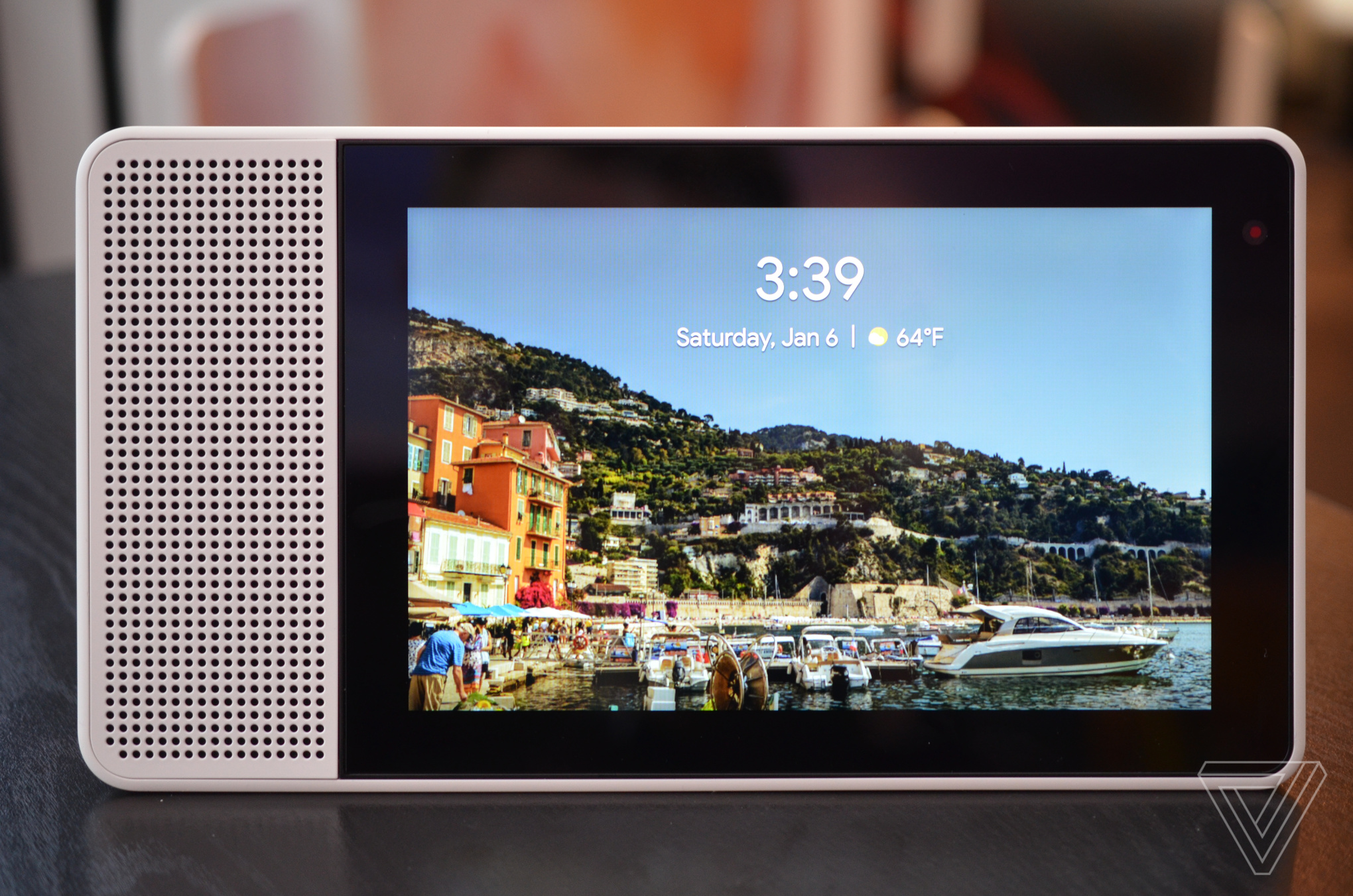 Lenovo and Google have created their own Echo Show that supports YouTube  The Verge