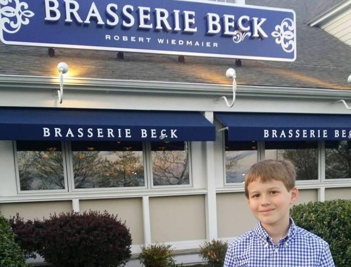 Brasserie Beck  Eater DC