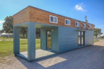 Tiny House Shipping Container Home