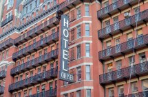 Hotel Chelsea New York City