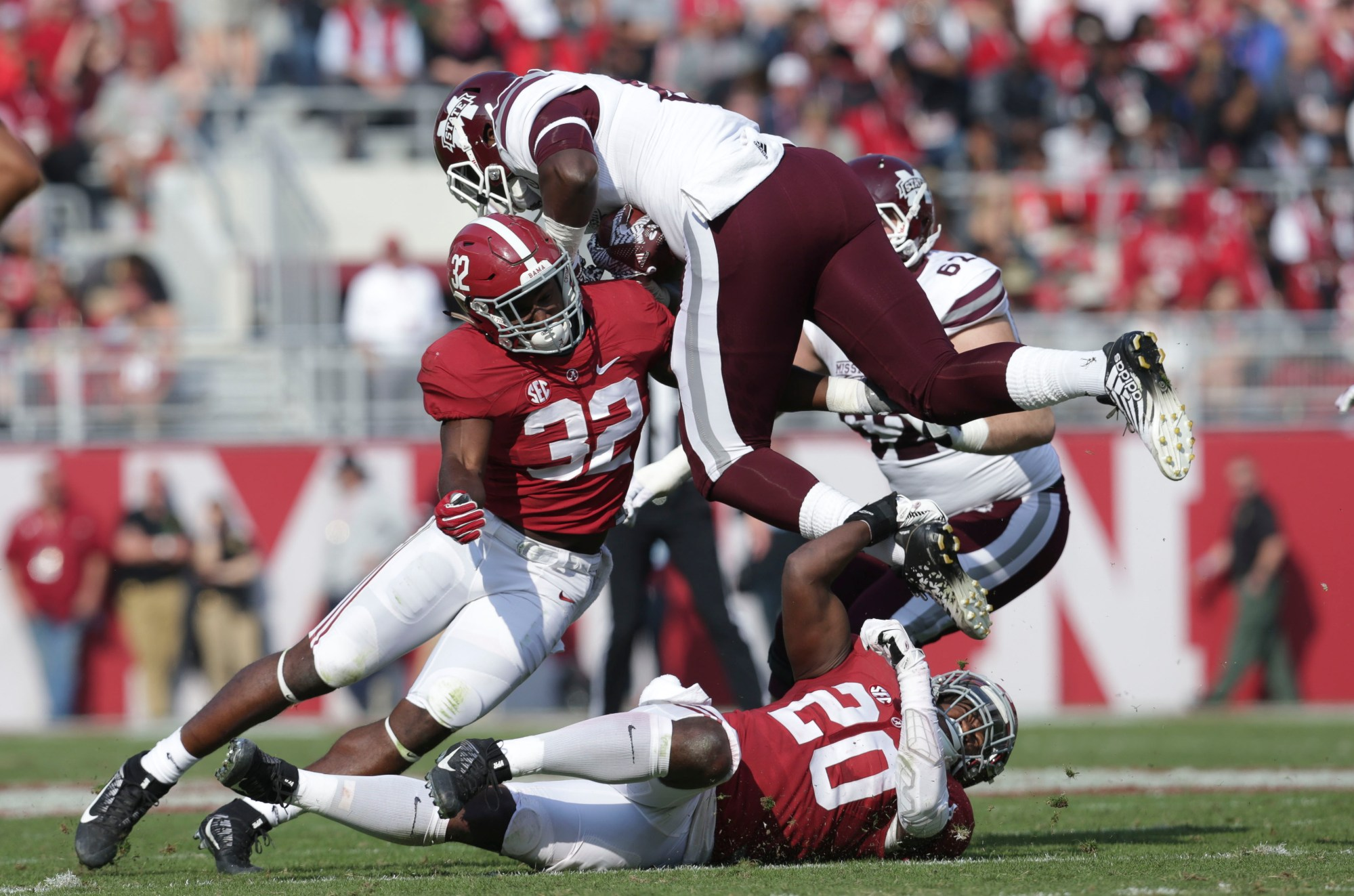 hight resolution of 2017 alabama football unit previews middle linebackers