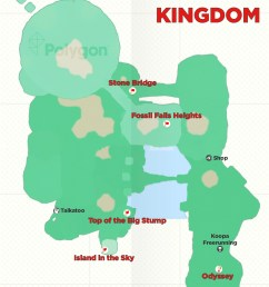 super mario odyssey guide cascade kingdom all power moon locations polygon [ 1738 x 2189 Pixel ]