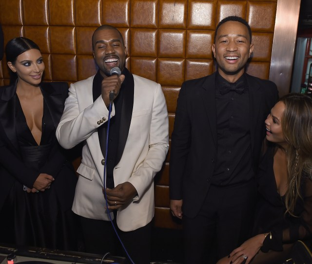 John Legend Asked Kanye West To Reconsider His Trump Support Kanye Put Their Texts On Twitter