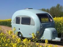 Barefoot Egg Camper Caravan