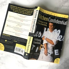 Anthony Bourdain Kitchen Confidential Custom Made Cabinets Eater