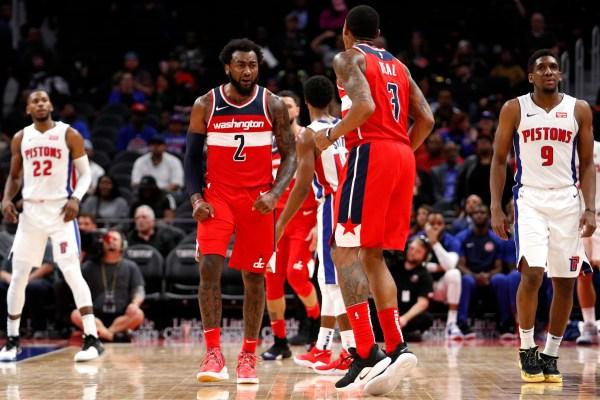 Washington Wizards Team Analysis - Bullets