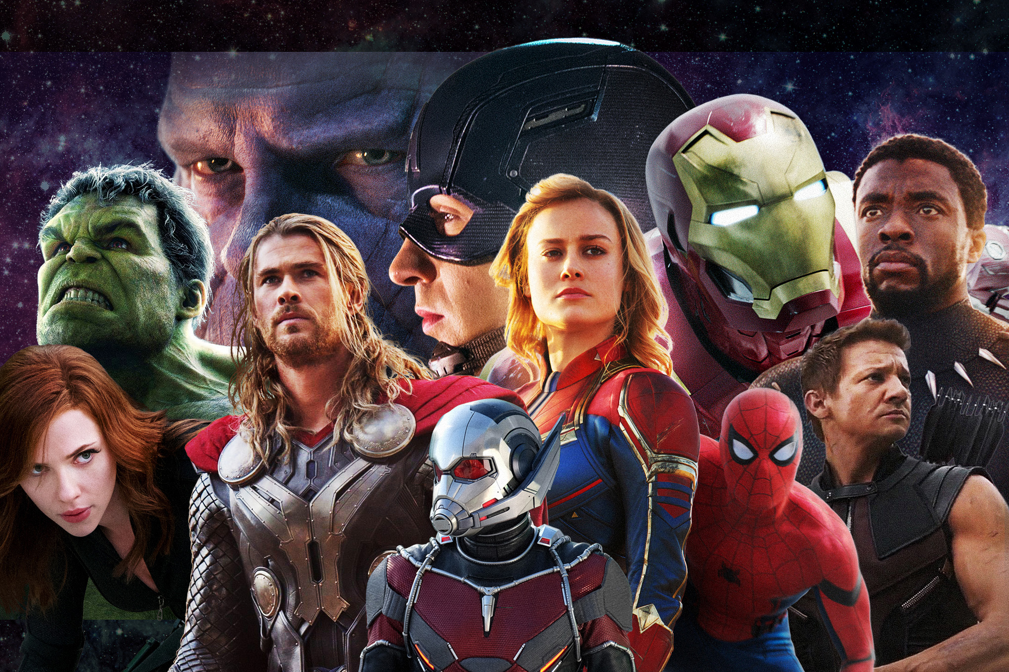 the marvel movies ranked