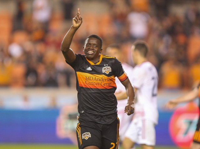 MLS: Real Salt Lake at Houston Dynamo
