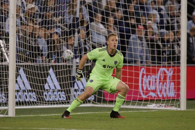 MLS: Houston Dynamo at Sporting Kansas City