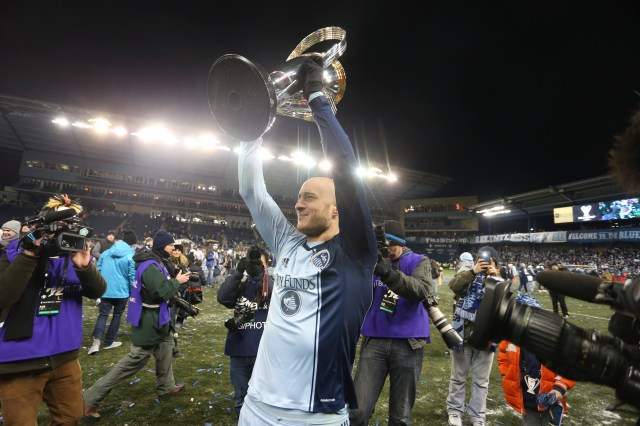 2013 MLS Cup-Real Salt Lake v Sporting Kansas City