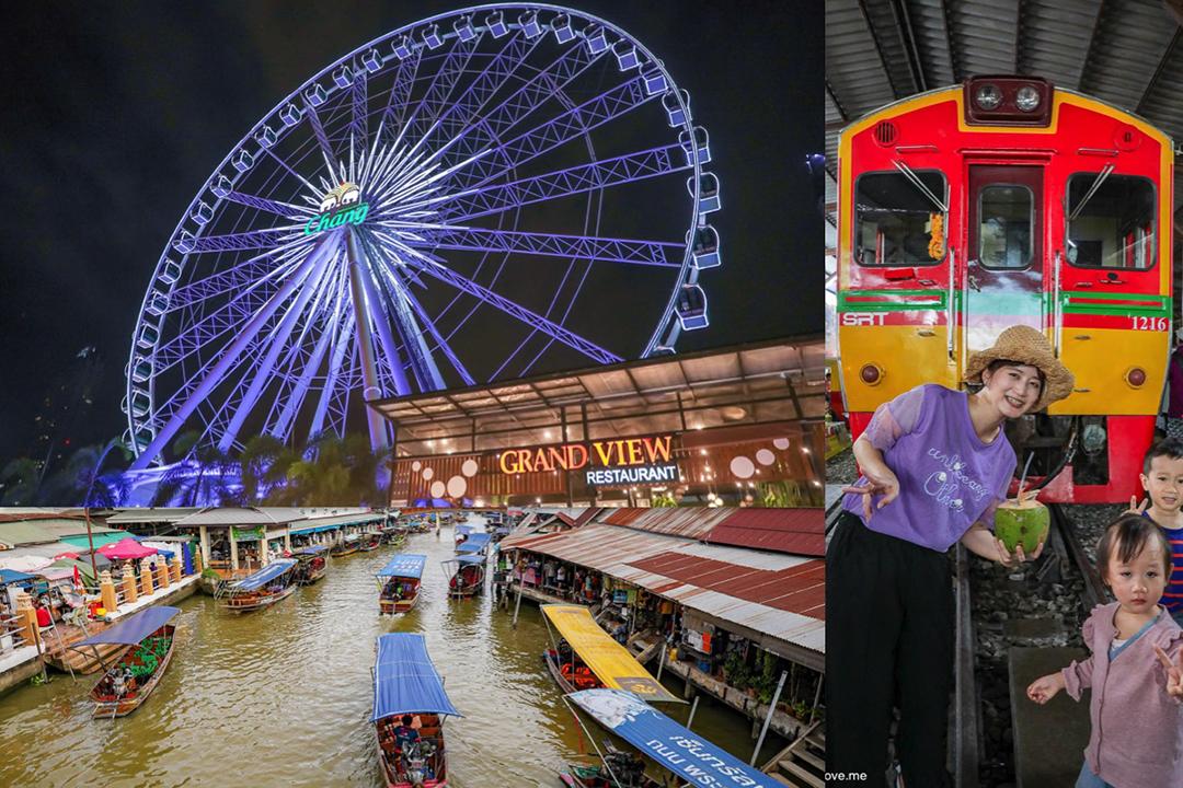 2018曼谷六天自由行程景點美食住宿總覽總花費bangkok