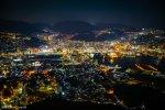 長崎景點-稻佐山展望台-世界三大夜景(交通、纜車、營業資訊)