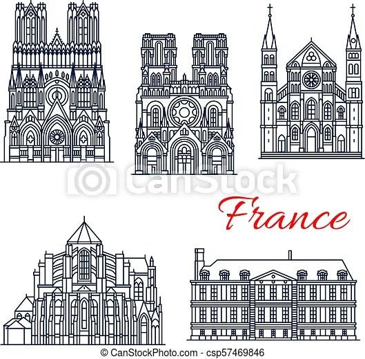https www canstockphoto com travel landmark of french roman catholic 57469846 html