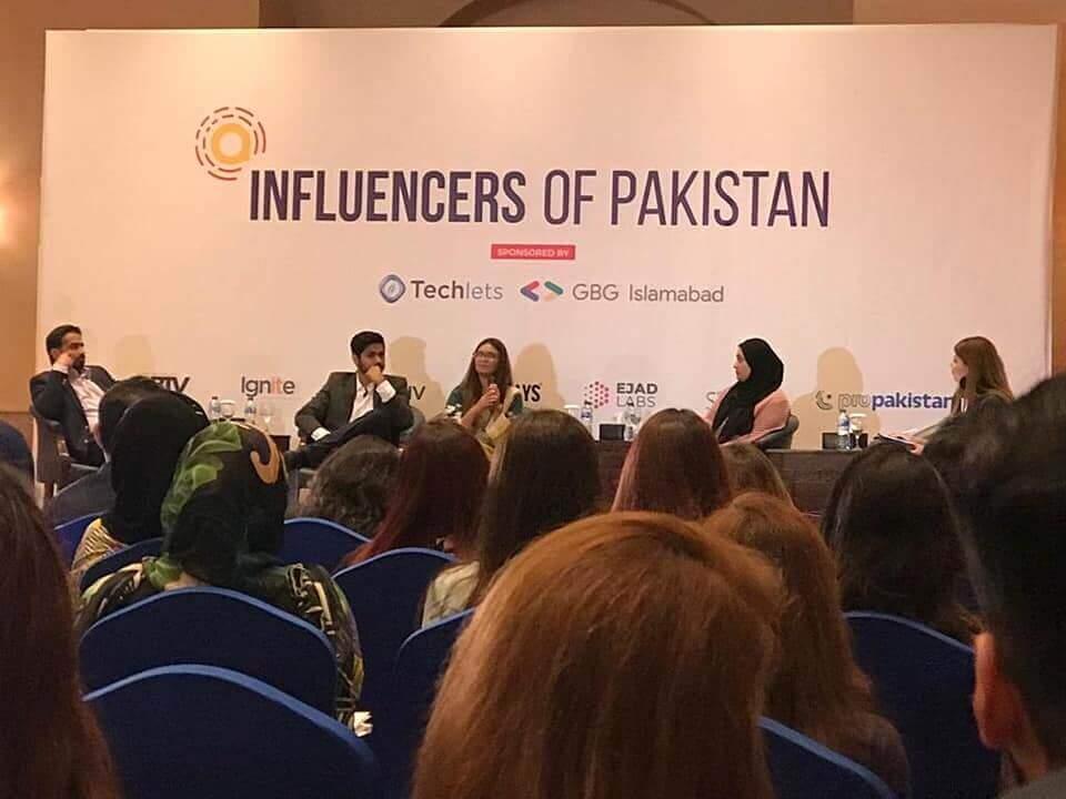 Influencers of Pakistan