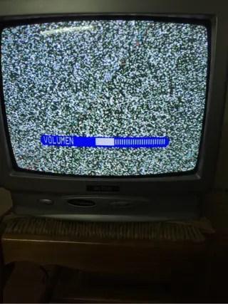 Televisor 14 pulgadas de segunda mano en Valencia en WALLAPOP